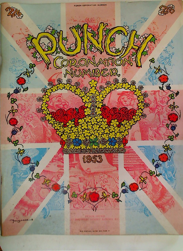 Punch Magazine, Coronation Number.