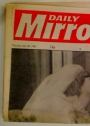 Daily Mirror Royal Wedding Souvenir Issue. Thursday July 30, 1981.