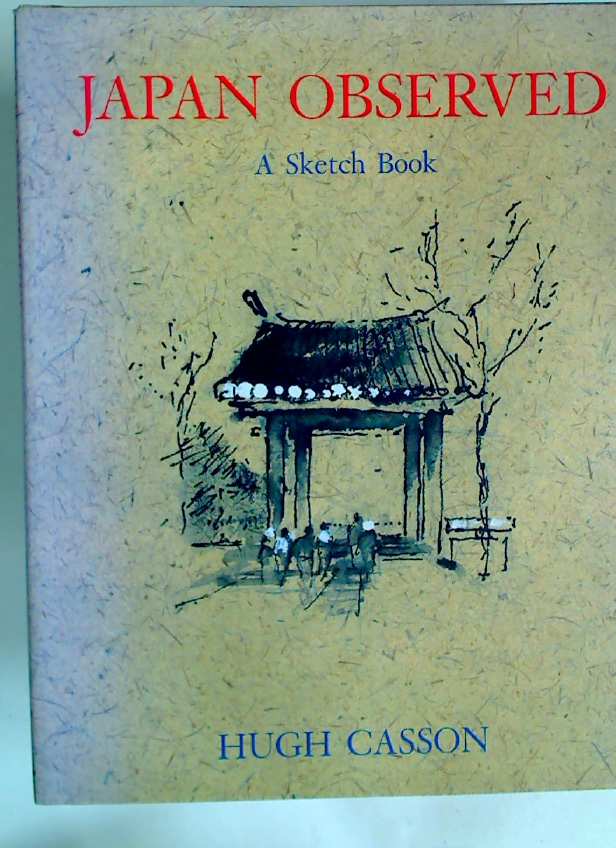 Japan Observed. A Sketch Book.