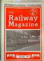 The Mansfield and Pinxton Railway. Essay in: The Railway Magazine, July/August 1949.