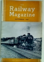Railway Development in Manchester - 1. Essay in: The Railway Magazine, September 1957.