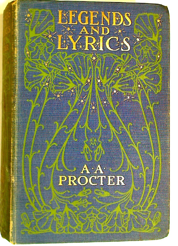 Legends and Lyrics. A Book of Verses. With an Introduction by Charles Dickens.
