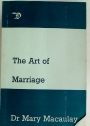 The Art of Marriage.