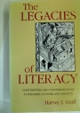 The Legacies of Literacy: Continuities and Contradictions in Western Culture and Society.