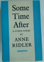 Some Time After, and other Poems.
