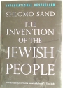 The Invention of the Jewish People.