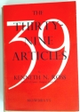 The Thirty-Nine Articles.