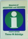 Directory of Registers and Records.
