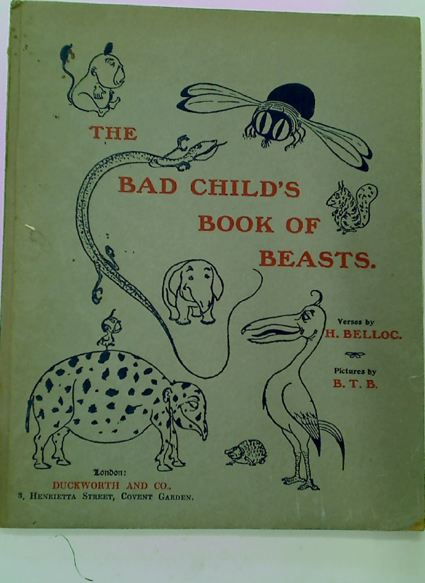 The Bad Child's Book of Beasts.