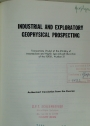 Industrial and Exploratory Geophysical Prospecting.