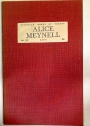 Alice Meynell. Augustan Books of Poetry.