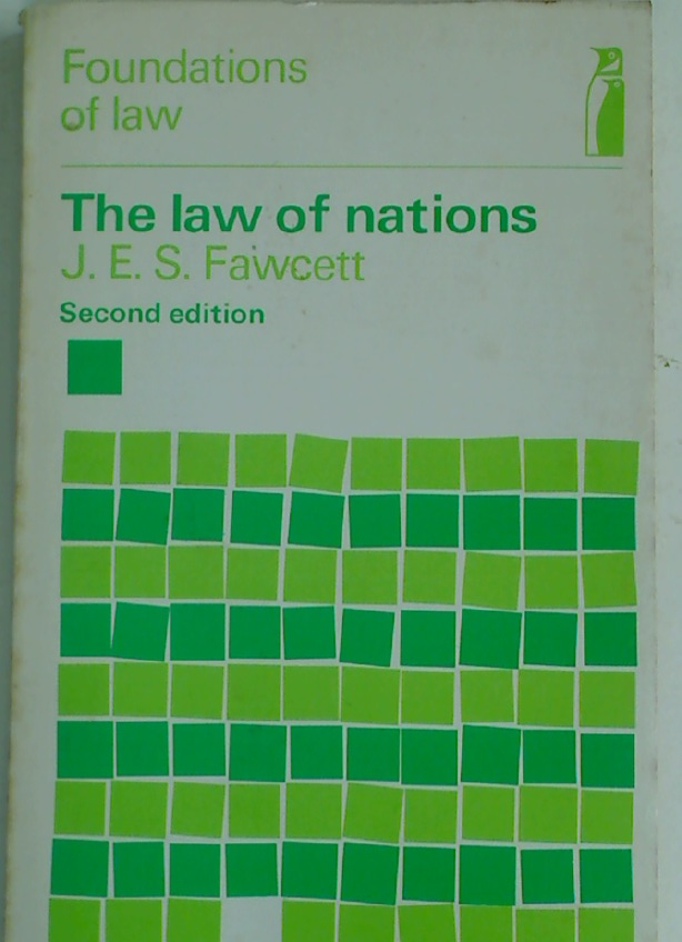 The Law of Nations.