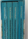 Illustrated English Social History. Complete in four volumes.
