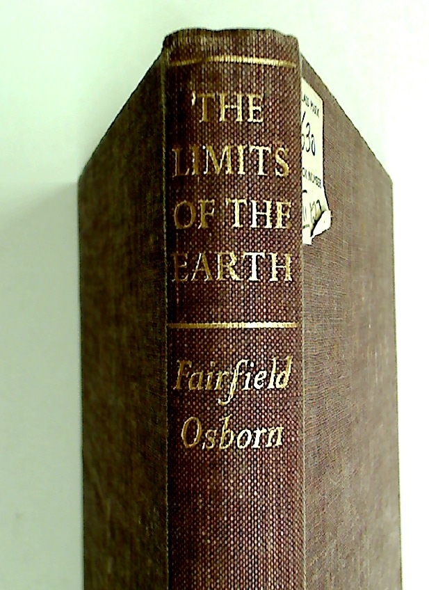 The Limits of the Earth.