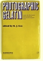 Photographic Gelatin. Proceedings of the Second Symposium on Photographic Gelatin held at Trinity College, Cambridge, August-September, 1970.