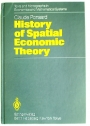 History of Spatial Economic Theory.