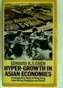 Hypergrowth in Asian Economies: Comparative Study of Hong Kong, Japan, Korea, Singapore and Taiwan.