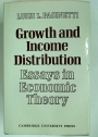 Growth and Income Distribution: Essays in Economic Theory.