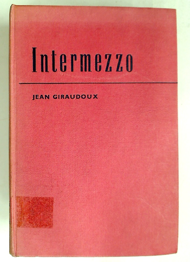 Intermezzo. Edited with Introduction and Notes by Ethel Tory.