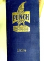 Punch, or The London Charivari. Volumes 186 and 187 for 1934.