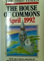 The Times Guide to the House of Commons, April 1992.