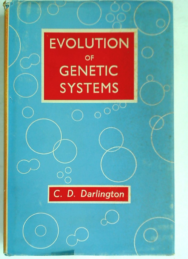 Evolution of Genetic Systems.