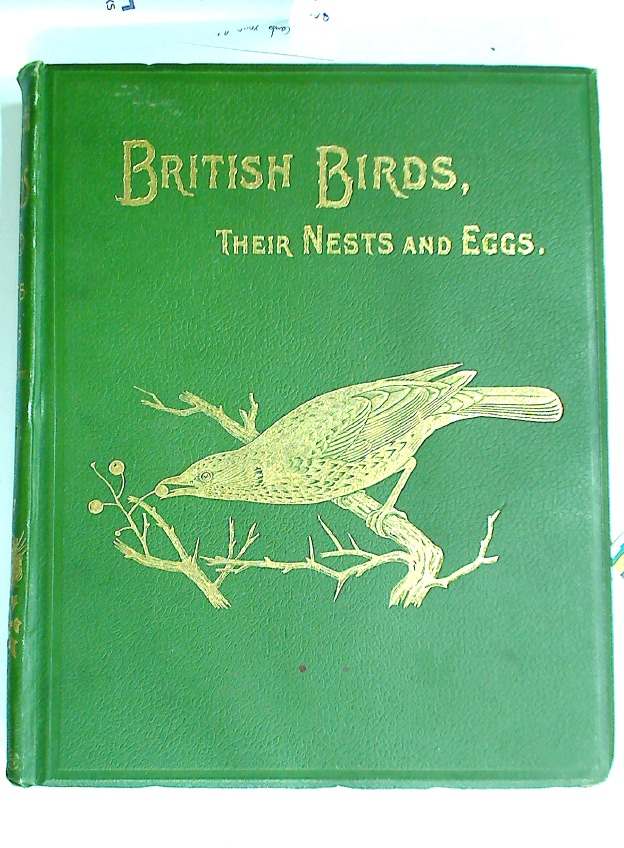 British Birds with their Nests and Eggs. Illustrated by W Frohawk. Volume 2: Orders Gallinae, Fulicariæ, and Alectorides, Order Limicolae.