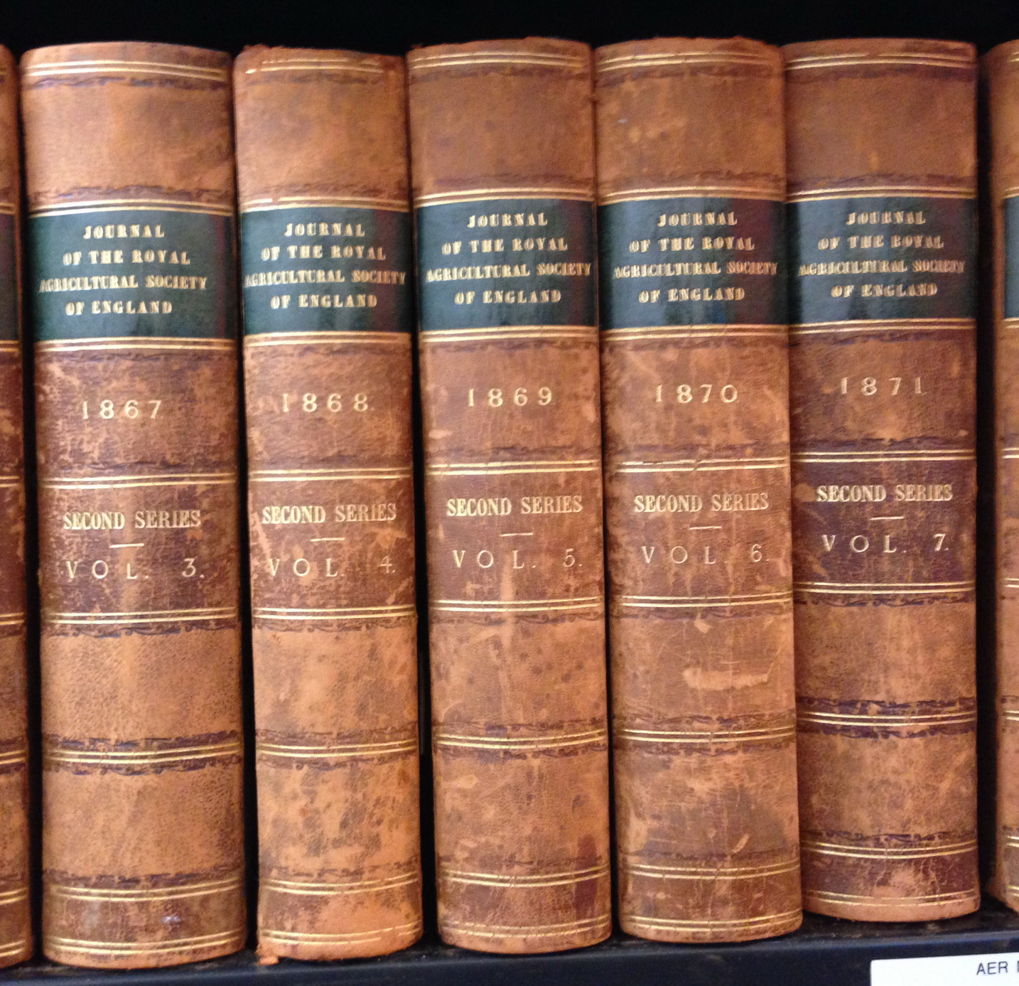 The Journal of the Royal Agricultural Society of England. Volume 19 - Volume 25 (1858 - 1864)