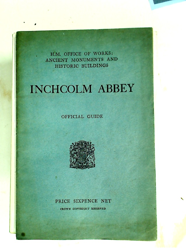 Inchcolm Abbey. Official Guide.