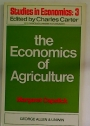 The Economics of Agriculture.