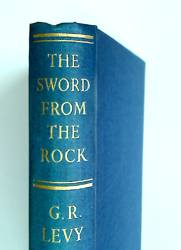The Sword from the Rock: An Investigation into the Origins of Epic Literature and the Development of the Hero.