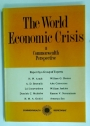 The World Economic Crisis: A Commonwealth Perspective.