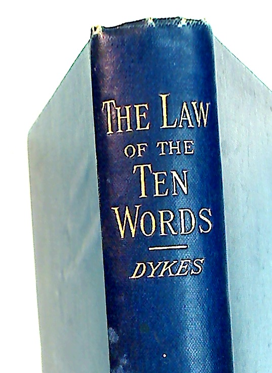 The Law of the Ten Words.