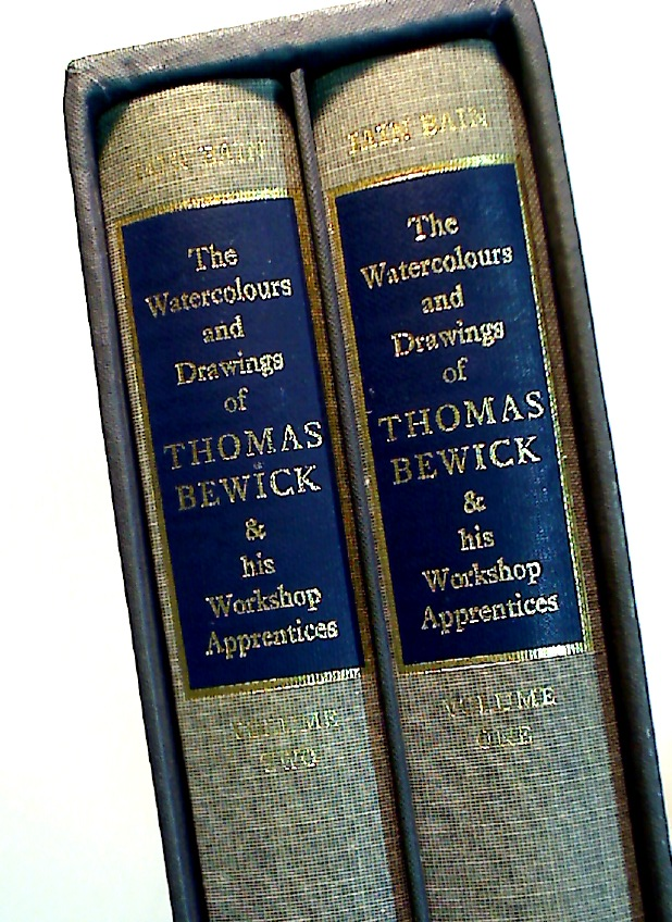 Watercolours and Drawings of Thomas Bewick and His Workshop Apprentices.
