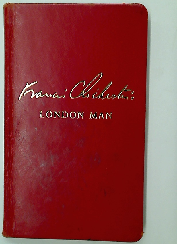 Francis Chichester's London Man.