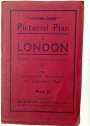 Pictorial Plan of London.
