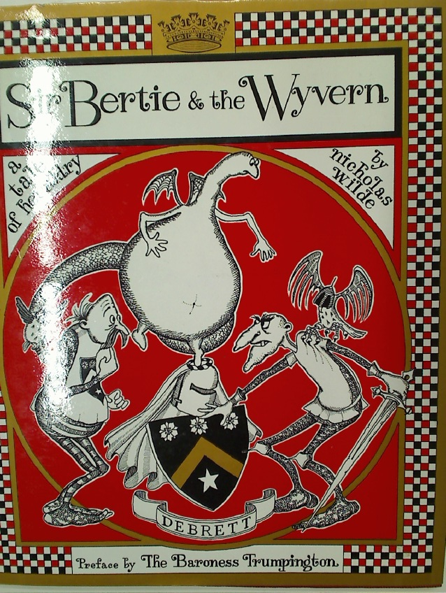 Sir Bertie and the Wyvern.