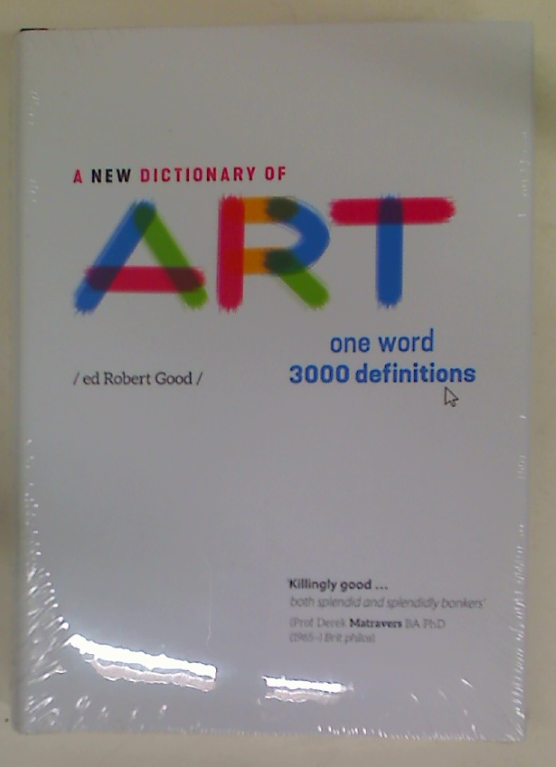 A New Dictionary of Art.
