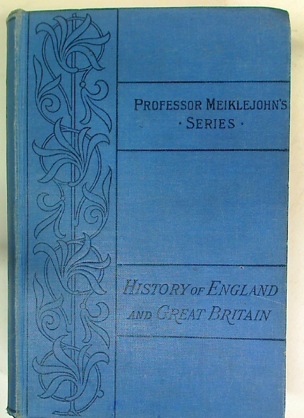 A New History of England and Great Britain.