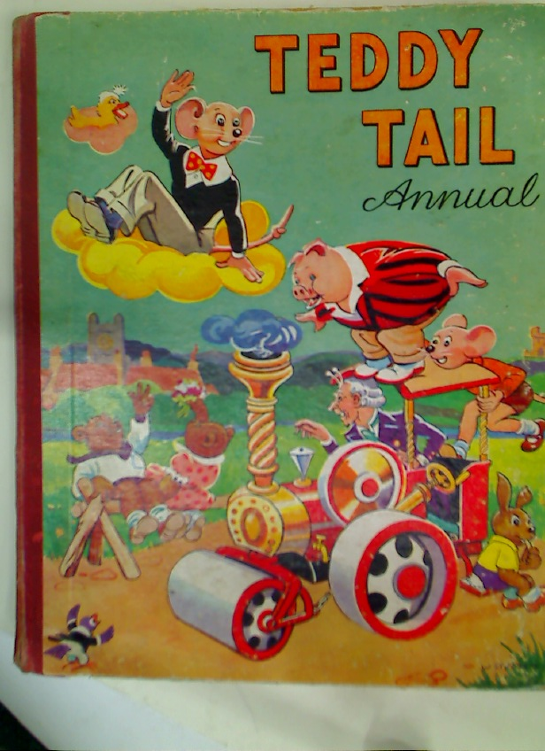 Teddy Tail Annual.