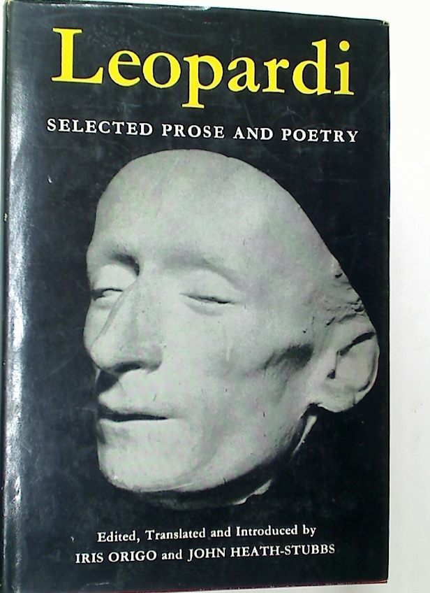 Selected Prose and Poetry.