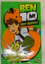 Ben 10 Easy Readers. 10 Book Complete Set.