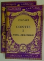 Contes. Volumes 1 and 2. Complete Set.