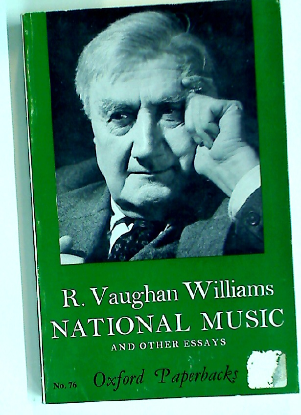 National Music and Other Essays.