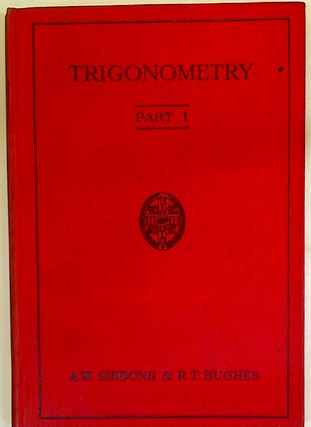 Trigonometry. Part 1: Numerical Trigonometrry.