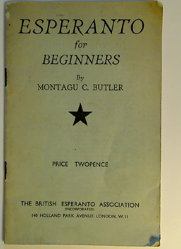 Esperanto for Beginners.