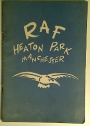 RAF Station Heaton Park Manchester. Dedicated to L.A.C. Plonk who may just have arrived at this Unit.