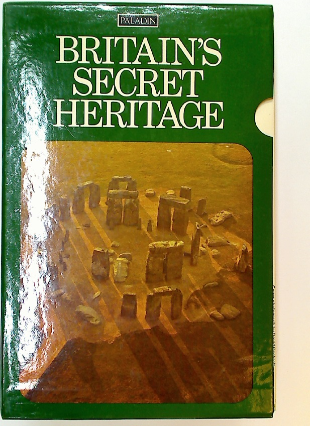 Britain's Secret Heritage: Mysterious Britain, The Quest for Arthur's Britain and The Changing Face of Britain.