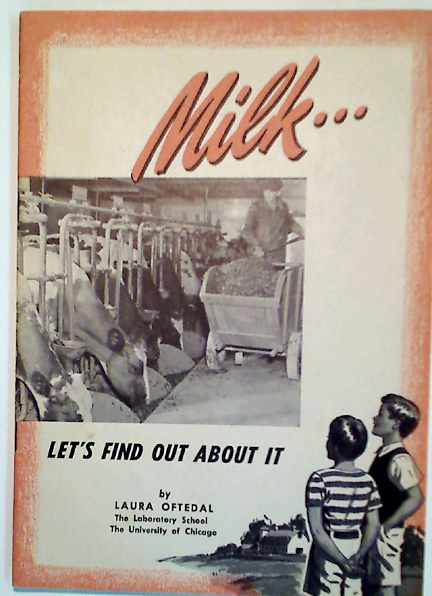 Milk. Let's Find Out About It.