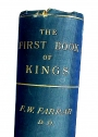The First Book of Kings. Second Edition.